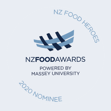 NZ Food Heroes 2020 Nominee