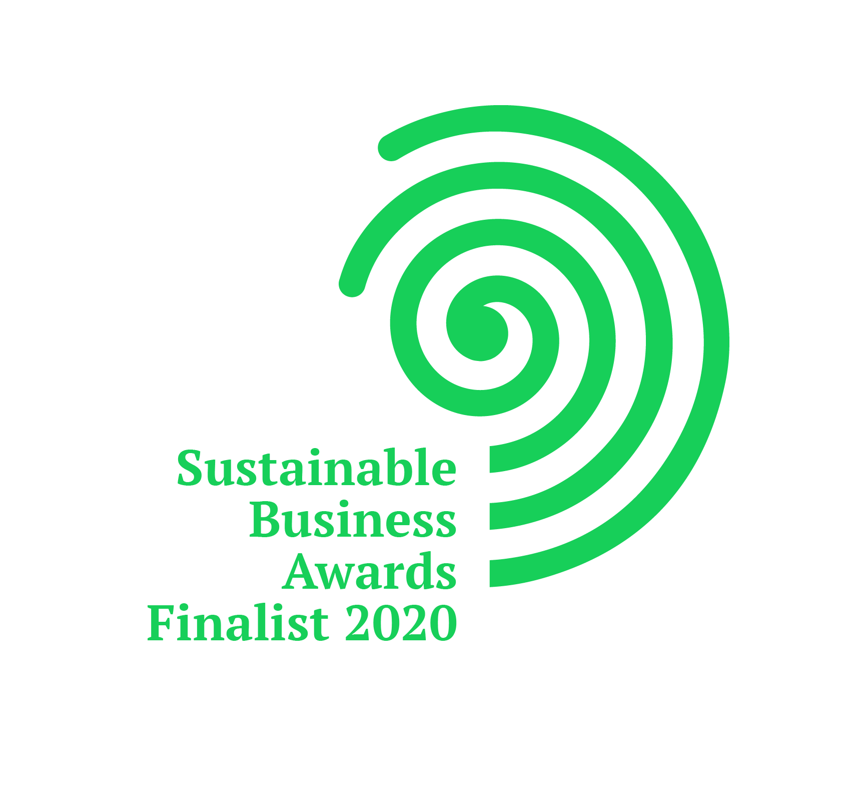 Sustainable Business Awards Finalist